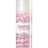 Shimmer Swirl Lotion Twisted Peppermint