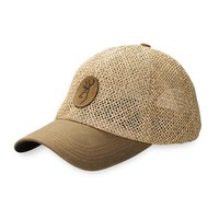 Browning Straw Hat With Repel-Tex Brim