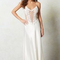 Iced Ivory Gown by Flora Nikrooz Ivory