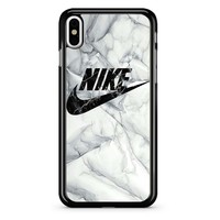 Nike Marble iPhone X Case