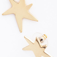 ModCloth Cosmic Look How They Shine for View Earrings
