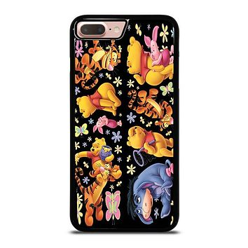 WINNIE THE POOH AND FRIENDS iPhone 8 Plus Case Cover