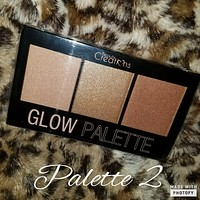 Beauty Creations Glow Palette highlighter #2
