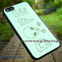 Yes I'm Weird Alien Dope iPhone 6s 6 6s+ 5c 5s Cases Samsung Galaxy s5 s6 Edge+ NOTE 5 4 3 #art dt