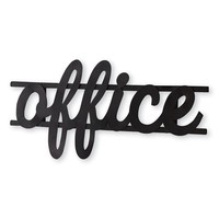 'Office' Word Wall Sign