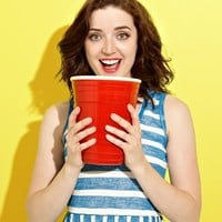 Gigantic Red Party Cup