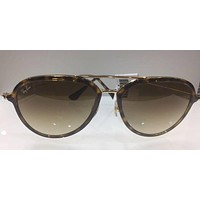 RAY BAN SUNGLASSES RB4298 100% AUTHENTIC $185.00 FREE SHIPPING