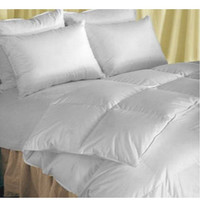 Heavy Fill Down Alternative Duvet Insert Comforter - Over-sized & Over-filled
