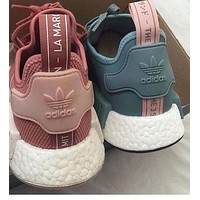 Tagre™ Adidas NMD Women Fashion Trending Running Sports Shoes
