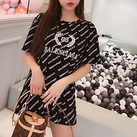 balenciaga  Women Short Sleeve Top