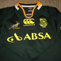 Sale!! Canterbury SOUTH AFRICA Rugby Jersey SA Rugby tee