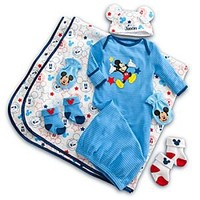 Mickey Mouse Welcome Home Set for Baby - Personalizable | Disney Store