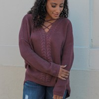 Casual Affairs Sweater