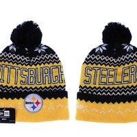 Pittsburgh Steelers Beanies New Era NFL Football Hat