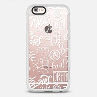 Happy Thoughts iPhone 6s case by Deja Osbourne | Casetify