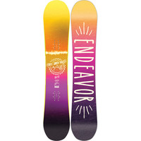 Endeavor Snowboards Nomad Series Snowboard - Women's One Color,