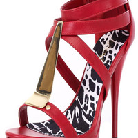 Fire & Desire Stiletto Heels