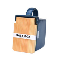 Bee House Salt Box