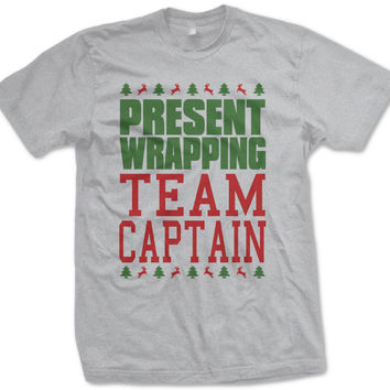 Present Wrapping Team Captain