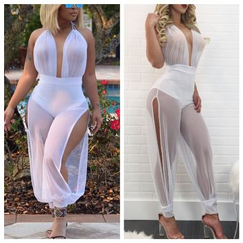 Jazmin white cover up