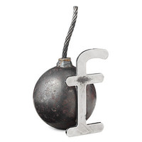 F BOMB PAPERWEIGHT | The F Bomb, Office Gift | UncommonGoods