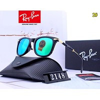 RayBan Ray-Ban Classic Fashion Men Women Sun Shades Eyeglasses Glasses Sunglasses 2#