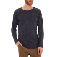 Zander Curved Hem Scooped Neck Pullover