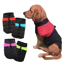 VEQSKING 8 Size S-5XL Winter Clothes For Pet Dogs Waterproof Warm Large Dog Vest Cat Puppy Dog Coats Jackets