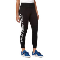 Puma - Speed Font High Waist Legging - Puma Black