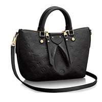 Authentic Louis Vuitton Mazarine PM Bag Handbag Article: M50639 Noir Made in France
