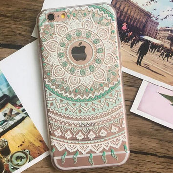 Unique Lace iPhone 7 7Plus & iPhone 6s 6 Plus Case Cover + Free Gift Box
