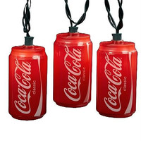 Christmas Lights - Coca-cola Officially Licensed