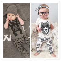 Baby Boy Rompers Summer Baby Girls Clothing Sets Cartoon Short Sleeve Newborn Baby Clothes Roupas Bebes Infant Jumpsuits