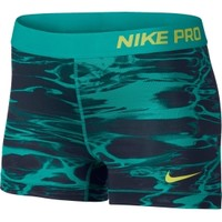 "Nike Women's 3"" Pro Compression Shorts 