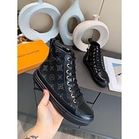 lv louis vuitton womans mens 2020 new fashion casual shoes sneaker sport running shoes 219