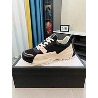 Gucci2021 Men Fashion Boots fashionable Casual leather Breathable Sneakers Running Shoes06280wk