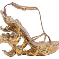 A Little Bit of Spring in Your Step ? Alexander McQueen Shoes | Lovely Room
