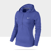 Check it out. I found this Nike Brushed Half-Zip Women's Hoodie at Nike online.