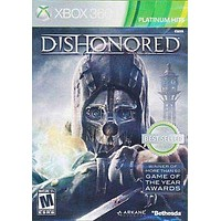 Dishonored XBOX 360 Game NIB Bethesda NIP new sealed Game of the Year