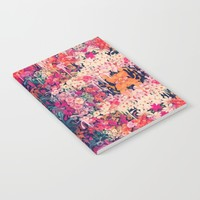 Loves me maybe Notebook by Kristy Patterson Design