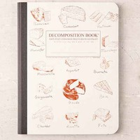 Decomposition Book Fromage Notebook- White One