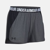 "Under Armour Women's UA 3"" Play Up 2.0 Shorts XS, S, M Many Colors Running Short"