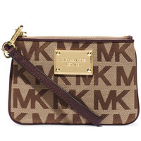 MICHAEL Michael Kors Jet Set Item Small Wristlet