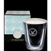 ICY BLUE PINE Votivo holiday candle