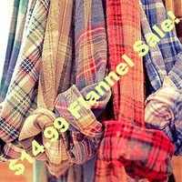 Rad Flannel Shirts, Unisex Mystery Vintage, All Sizes