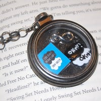 The Fault in Our Stars Pocket Watch Style Locket