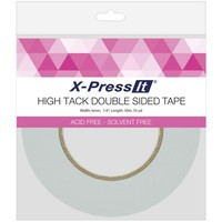 Copic Marker X-Press It High Tack Double Sided TISSUE TAPE 1/4 X 55 Yards DSH6