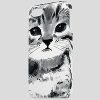 Ankit Cat Iphone 5/5S Case Black Combo One Size For Women 24327614901
