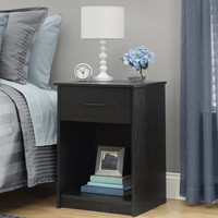 Ameriwood 1-Drawer Night Stand