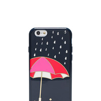 Kate Spade Umbrella Iphone 6 Case Rich Navy ONE